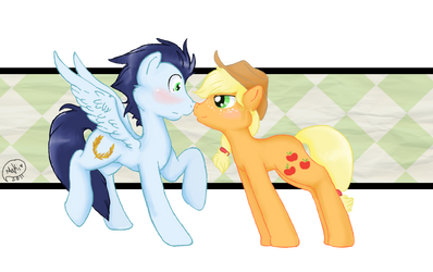 +MLP:DB - howdy sugercube+ by never-coming-back