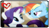 RariDash -Stamp by never-coming-back