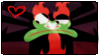 AKU - Stamp by never-coming-back