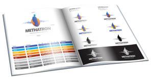 Methatron Logo Manual