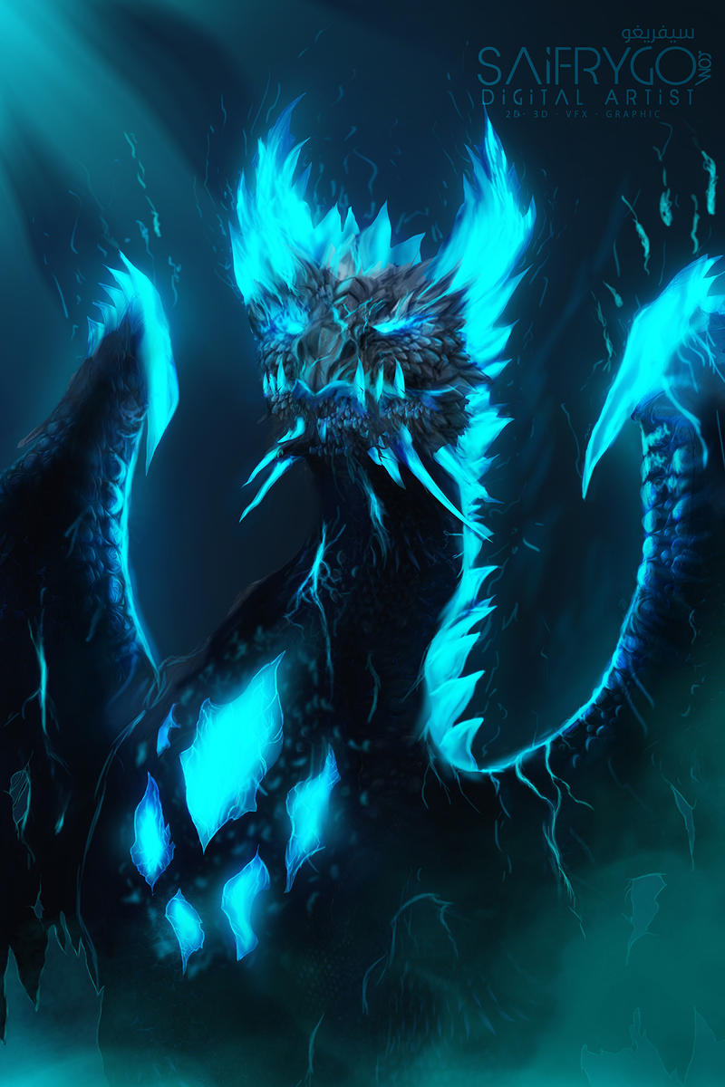 Spirygor Dragon of Souls