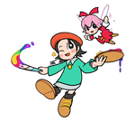 BACKLOGGED - Kirby's Painterly Pal