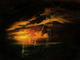 Darkest Sea by Loo1Cool
