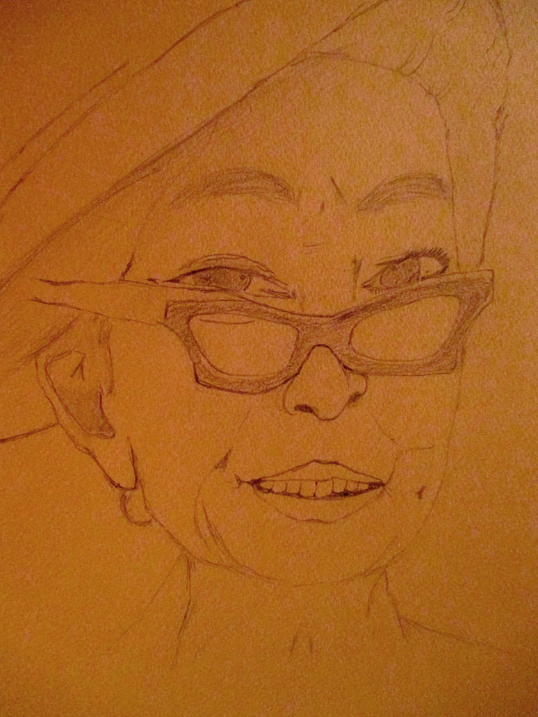 Yoko Ono by Loo1Cool