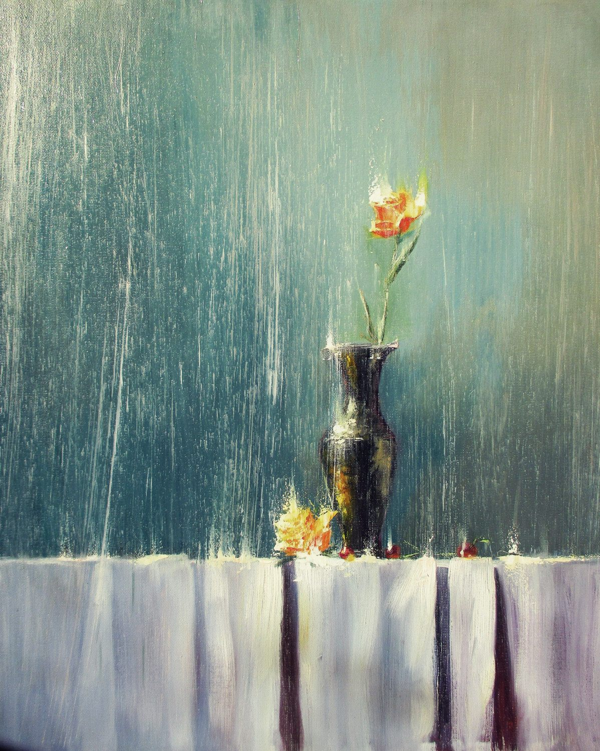 Under the Rain by Loo1Cool