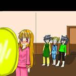 Hair Issue by KaoruBlackstone1