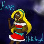 Happy Holidays! by KaoruBlackstone1