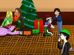 Gift for blosick247 by KaoruBlackstone1