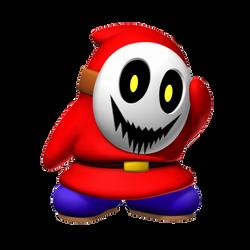 Cursed Shy Guy by DarkStarTM