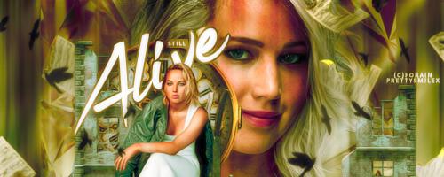 Collaboration 3: Jennifer Lawrence by prettysmilex