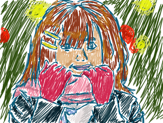 SpunkyShrimp Christmas Yui