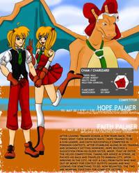 HC11: Hope and Faith Palmer