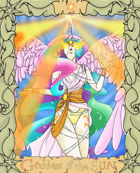 Princess Celestia: Goddess of the Sun