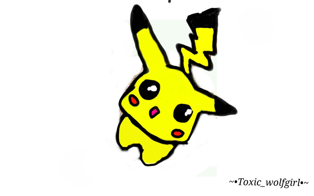 Chibi Pikachu and Lapras by xMarisa-Fanx on DeviantArt