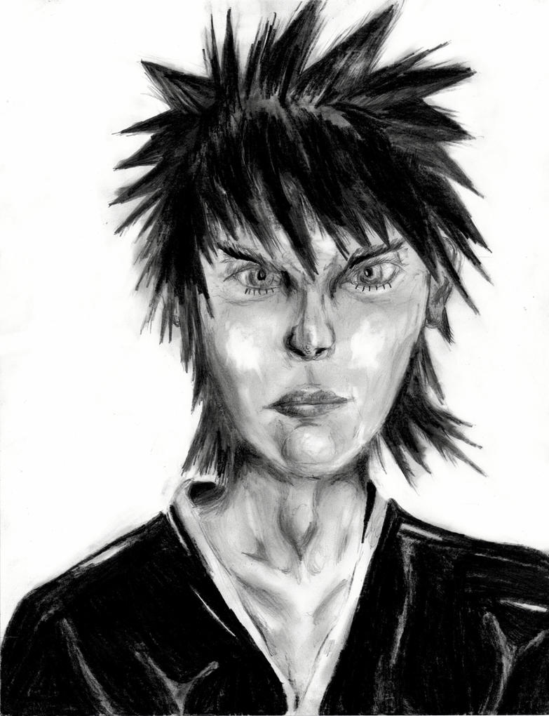 Kaien Shiba by Mariolord07 on deviantART