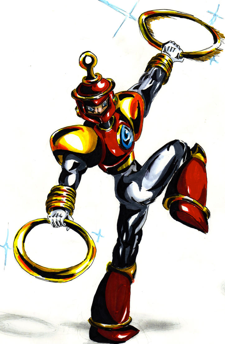 Ring Man by Mariolord07 on DeviantArt