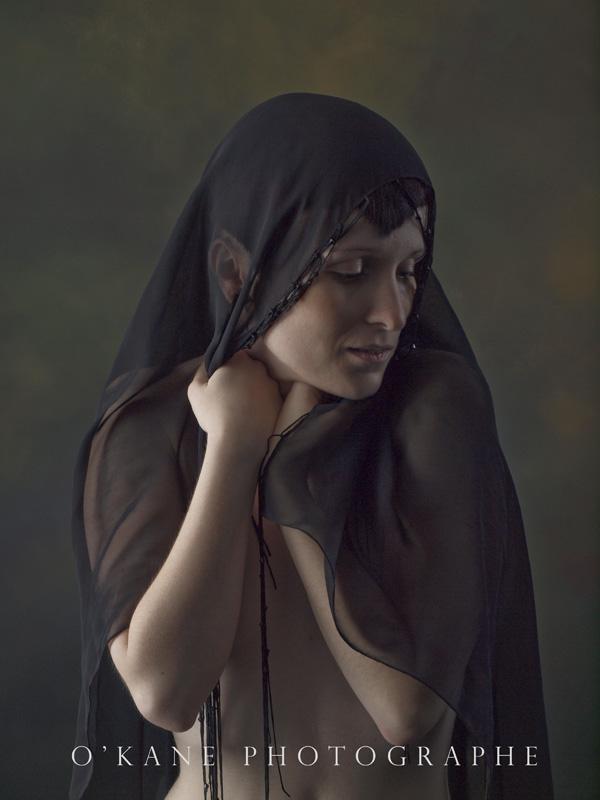 Black veil 6 by ptitepixie