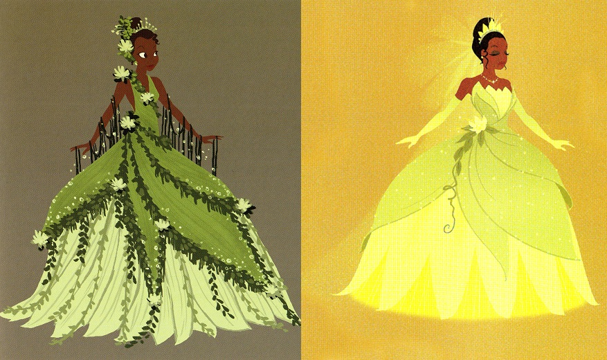 Princess Tiana -- Concept Art by papayabanana on DeviantArt