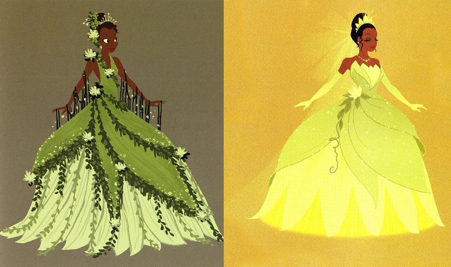 Princess Tiana -- Concept Art by papayabanana on DeviantArt