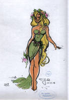 Giselle Concept Art