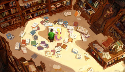 The Tangled Book Shop