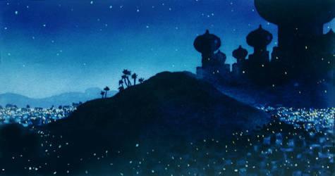 Aladdin Concept