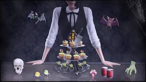 Sims 3 Creepy Sweets