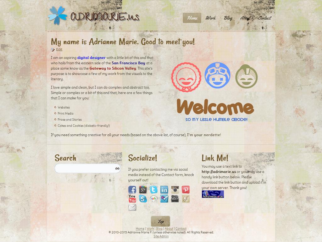 ADRIMARIE.us ver. 2 by adrimarie
