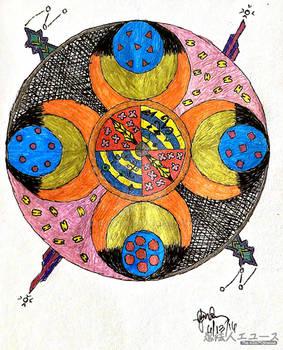 Zen Mandala (Zendala) II