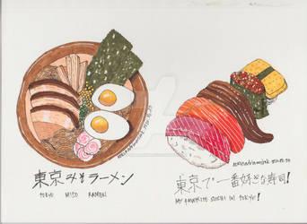 Nihon Ryori (Japanese Cuisine)