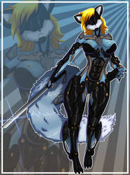 Commission - Cyber Christina by Anderson-07