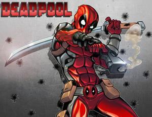 Deadpool - Color