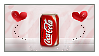 Stamp - Coca Cola by mitsukononame