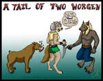 A Tail of Two Worgen