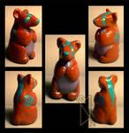 Burn the Bear 3D