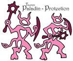 Stylized Prot Paladin - Tauren