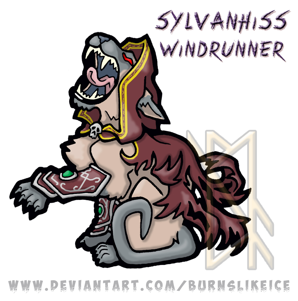 Sylvanhiss Windrunner