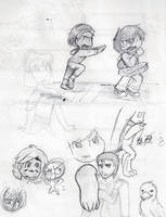 Sketchy page of sketchiness