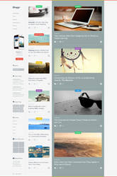 Bloggr - Magazine Template