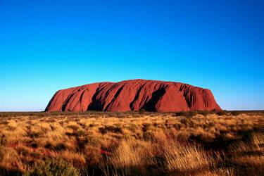 Uluru by madcat101