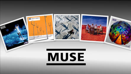 Muse Collage by madcat101