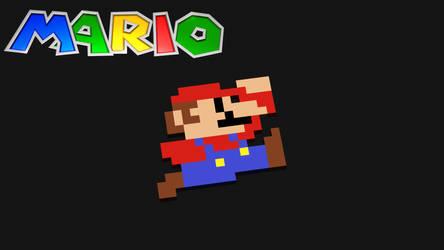 Mario Nostalgia by madcat101