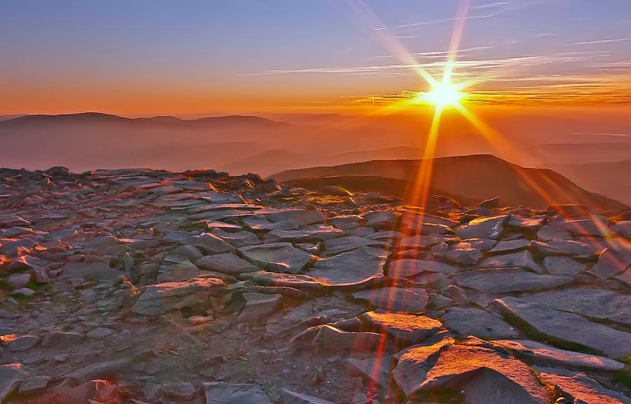 Last Sunrays by siliel