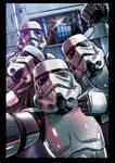 Trooper Selfie