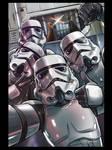 Trooper Selfie - Retro Alternative