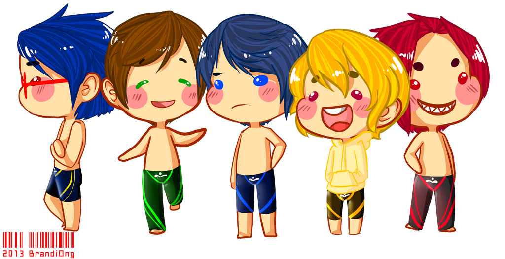 Free! by kagepoopoo