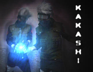 Kakashi by Aquamankilla
