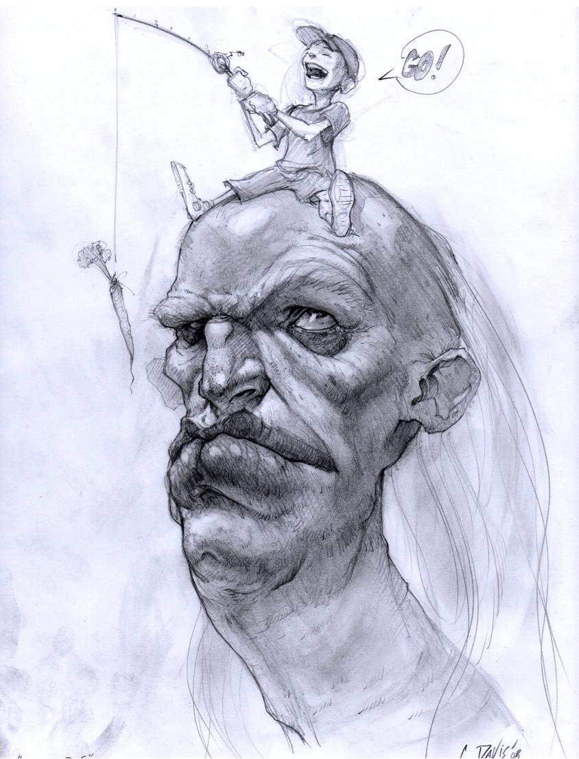 Cameron Davis 02 by sketchtheatre