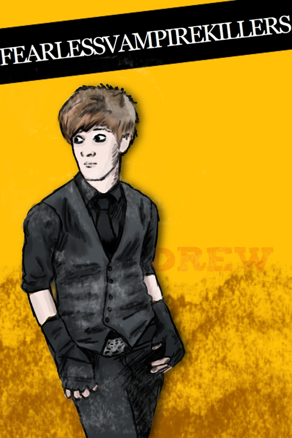 FVK: Drew Woolnough by virunee