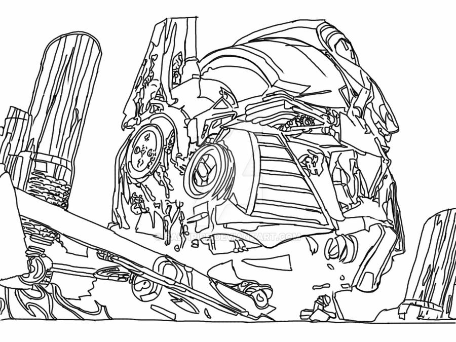 Optimus Prime By Saphrire On Deviantart